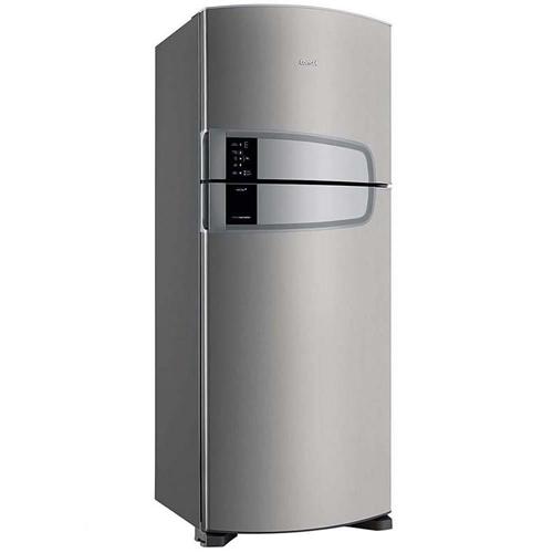 Geladeira/refrigerador 437 Litros 2 Portas Platinum Bem Estar - Consul - 220v - Crm55akbna